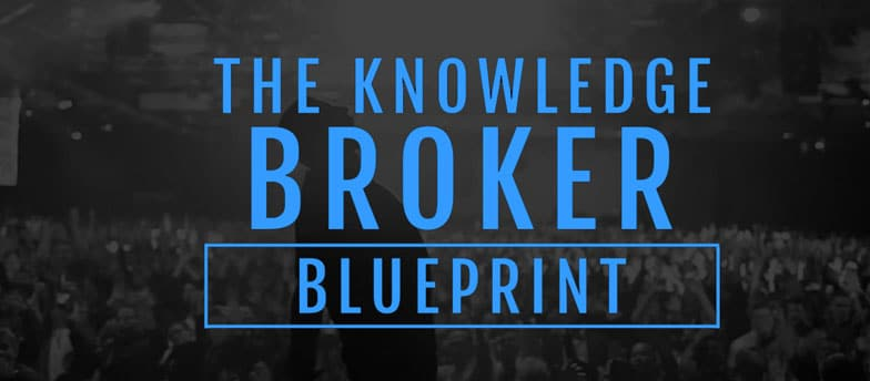 Knowledge broker blueprint